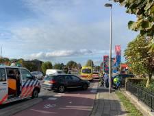Brommerrijder gewond na botsing in Weerselo