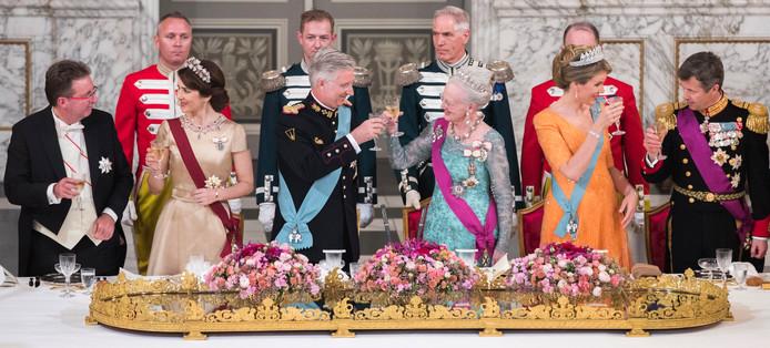 -Visite d'état du Roi Philippe et de la Reine Mathilde au Royaume du Danemark
