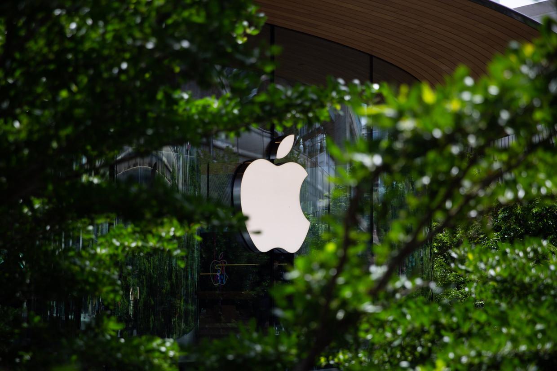 Apple kantoor in Bangkok.