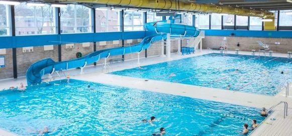 Zwembad Geerdegemvaart in Mechelen.