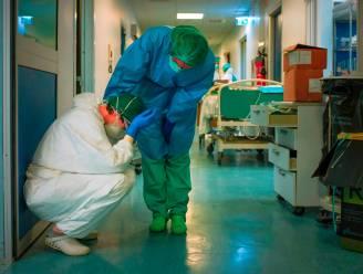 Oververmoeide zorgverleners nog voor tweede piek uitgeteld