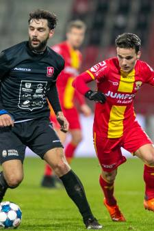 Samenvatting | Go Ahead Eagles - MVV