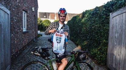 """Samen fietsreis gepland, nu trekt boezemvriend alleen naar Parijs: """"Wil Bjorg naar de Champs-Elysées brengen"""""""