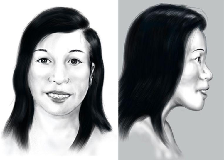 De robottekening van het slachtoffer, in combinatie met DNA-onderzoek, leidde tot een doorbraak in het dossier.