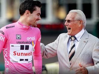 """Nederlands wielericoon Jan Janssen over gestopte Tom Dumoulin: """"Dit slaat in als een bom"""""""