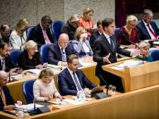LIVE | Rutte: 'Garanties over kortingen pensioenen kan niemand geven, ook 50Plus niet'