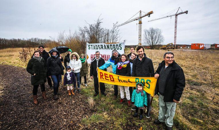 Groen draai plannen voor crematorium om oostende for Miroir yves oostende