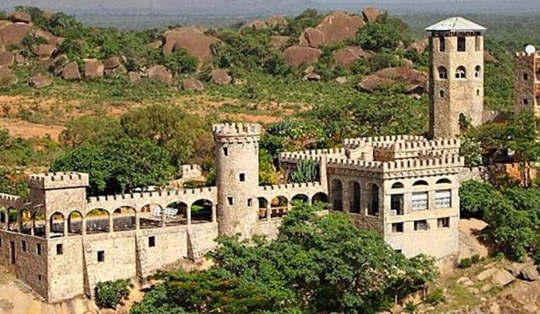 Het Kajuru Castle Resort