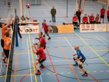 Volleybalseizoen van start voor 'piepjong' Rebelle en gegroeid Aetos