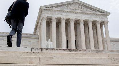 Amerikaans Hooggerechtshof steekt stokje voor Trumps laatste onderhandelingspoging met Democraten