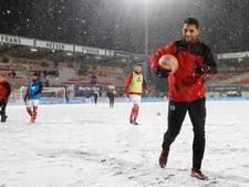 Duels FC Den Bosch en FC Oss opnieuw afgelast