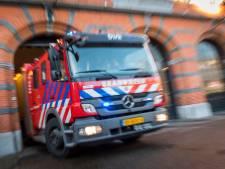 Stro-vrachtwagen uit Wilnis vliegt in Frankrijk in brand