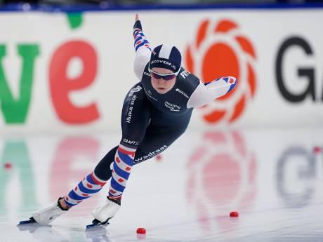 Lierse Dione maakt dit weekeinde haar debuut in de wereldbeker