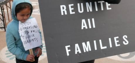 'Ouders van 628 migrantenkinderen in VS nog niet teruggevonden'