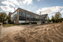 Glaslaboratorium, gebouw TY, voorheen van Philips op Strijp-T in Eindhoven wordt helemaal onder handen genomen.