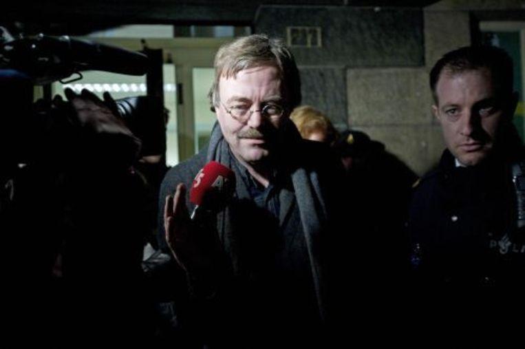 Albert Drent, voormalig directeur van kinderdagverblijf Het Hofnarretje. ANP Beeld