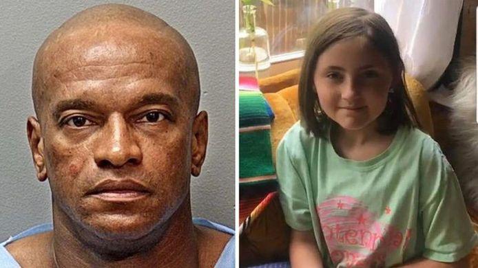 Michael Webb a été condamné à la prison à perpétuité pour l'enlèvement de la fillette de 8 ans. Le prénom de l'enfant n'a pas été dévoilé.