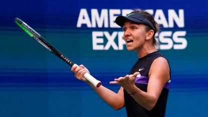 Halep uitgeschakeld door nummer 116 van wereld op US Open - 15-jarige Gauff staat in derde ronde