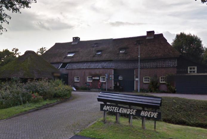 Restaurant Amsteleindse Hoeve wordt Montimar Oss