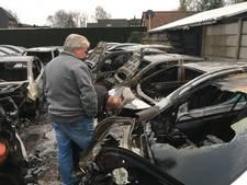 Eigenaar afgebrand autoterrein Maarssen: 'Had veel erger kunnen aflopen'
