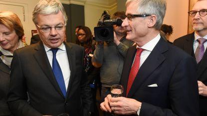 Bourgeois vraagt Reynders Spaanse ambassadeur op matje te roepen, maar die weigert