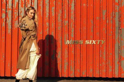 NINA zomert: terug in de tijd met Miss Sixty
