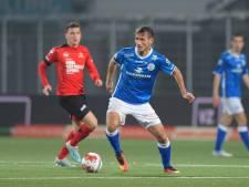 Nieuw coronageval bij FC Den Bosch, maar thuiswedstrijd tegen Helmond Sport gaat wel door