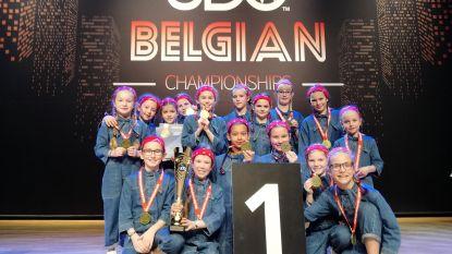 Dansschool Movimento mag naar WK Udo in Engeland, tussen wereldtop hiphop