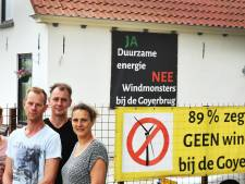 VVD en WijkNu willen actie tegen windmolens van buurman Houten