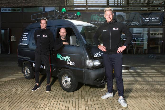 Fithealth On Tour, fitness op wielen voor inwoners van Zoetermeer en omstreken.