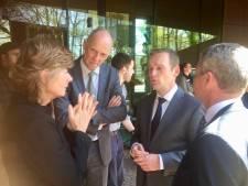Acht burgemeesters bij herdenking bevrijding Kamp Amersfoort