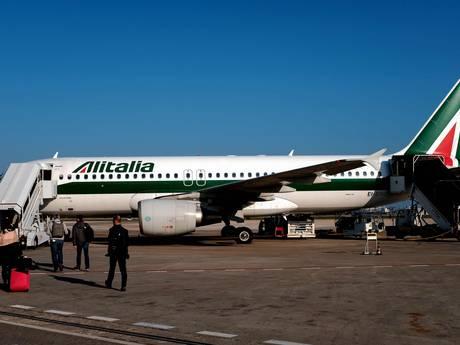 Vliegmaatschappij Alitalia: faillissement dichterbij dan ooit