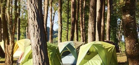 Vorstelijk kamperen op drie 'Vechtdal-kastelen'