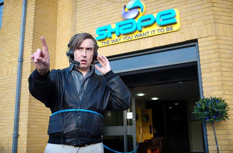 Alan Partridge: Alpha Papa. Beeld -