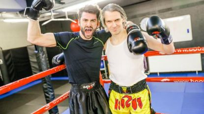Ook Ketnet-held Sieg De Doncker in 'Boxing Stars'
