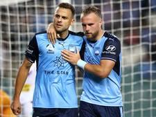 Buijs wint Australische beker met Sydney FC