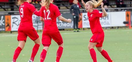 FC Twente Vrouwen stunt met zege op koploper Ajax