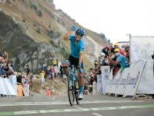 Miguel Angel Lopez remporte la 17e étape du Tour