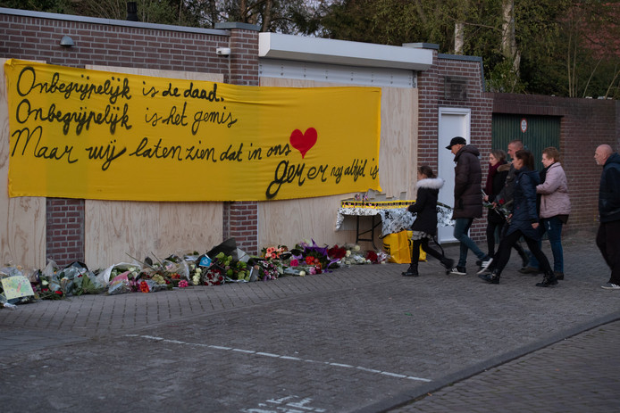 Breda Pix4Profs/René Schotanus. Impressie Herdenking Ger van Zundert in Breda.