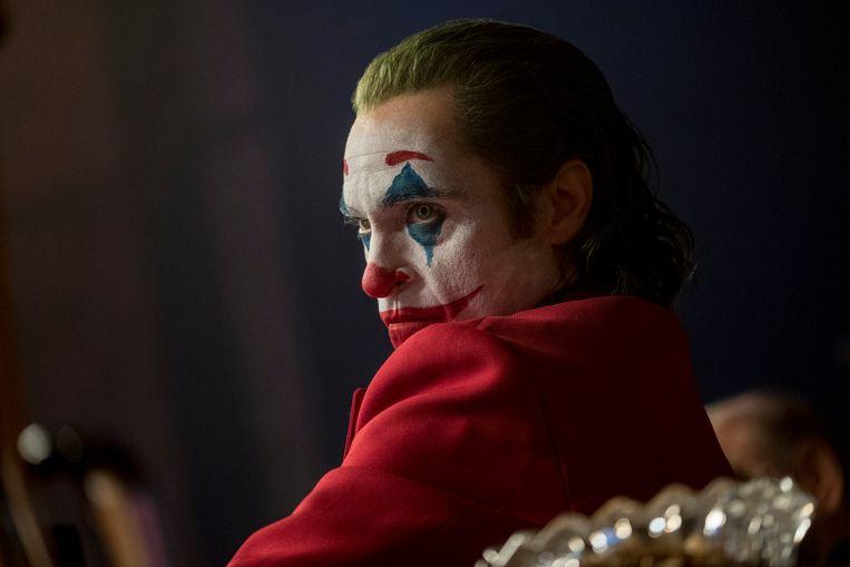 Joaquin Phoenix in Joker. Beeld AP