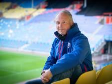 VVD-Kamerlid Remco Dijkstra is al jaren trouw supporter van Vitesse: 'Ik ben behoorlijk fanatiek'