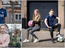 Kinderen balen flink van streep door competitie: 'Echt niet leuk, ik mis mijn sport'