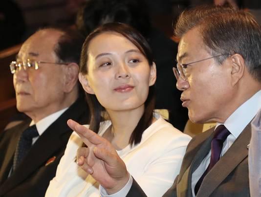 'Zuid-Koreanen haten Kim Yo-jong en haar bezoek', aldus de gevluchte Ji Seong-ho