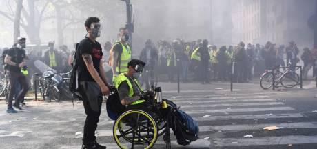 Opnieuw onrustig in Parijs: ruim 100 Gele Hesjes opgepakt