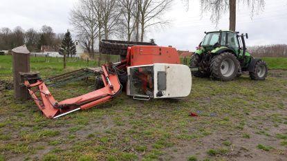 Gepensioneerde landbouwer verpletterd onder graafmachine