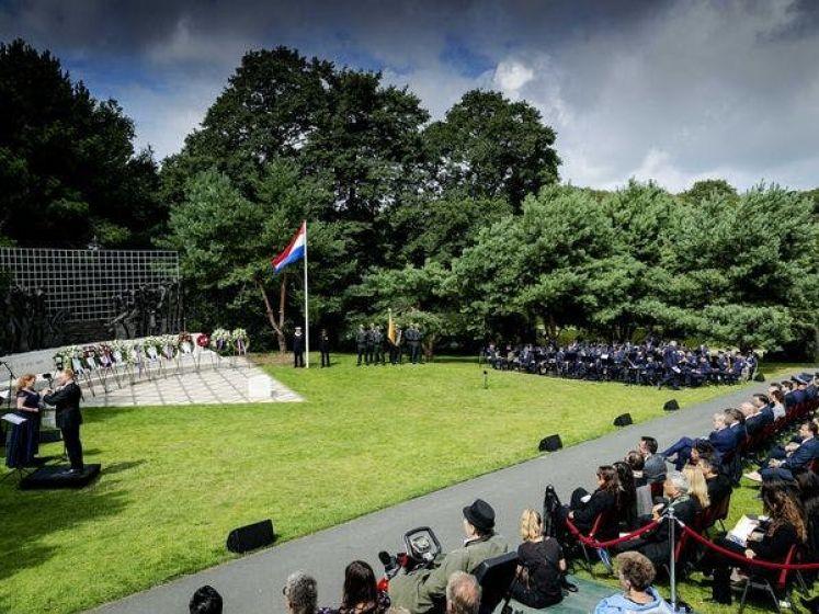 LIVE: Koning en Rutte bij Nationale Herdenking capitulatie Japan