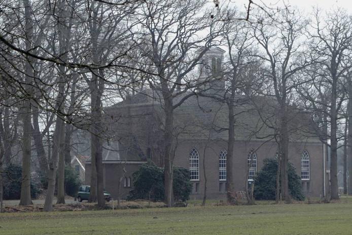 De Boskerk aan de rand van Balkbrug werd in 2007 verbouwd tot een Thomashuis. Op 1 april start een nieuw beheerdersechtpaar. foto Tom van Dijke