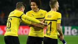 Cijfers liegen niet: Witsel was cruciaal voor Dortmund tegen Monaco