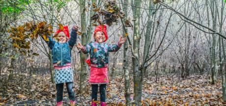 'Kabouters' genieten van herfst in Bentwoud