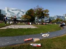 Social media-actie tegen vele zwerfafval in Nijmegen